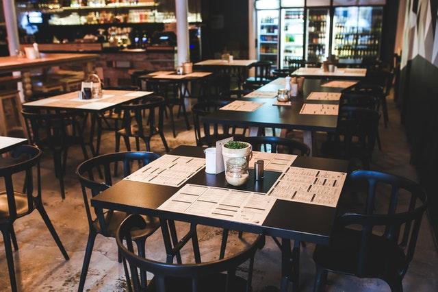 Tips voor het verbeteren van het interieur van jou restaurant
